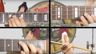 Thumbs N' Roses