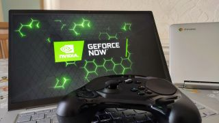 How to use Nvidia GeForce Now on a Chromebook