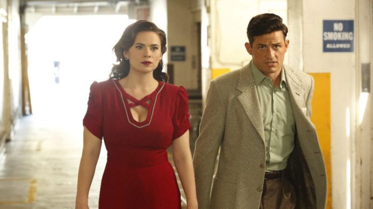 Agents of Shield retcons the fate of a key Agent Carter character