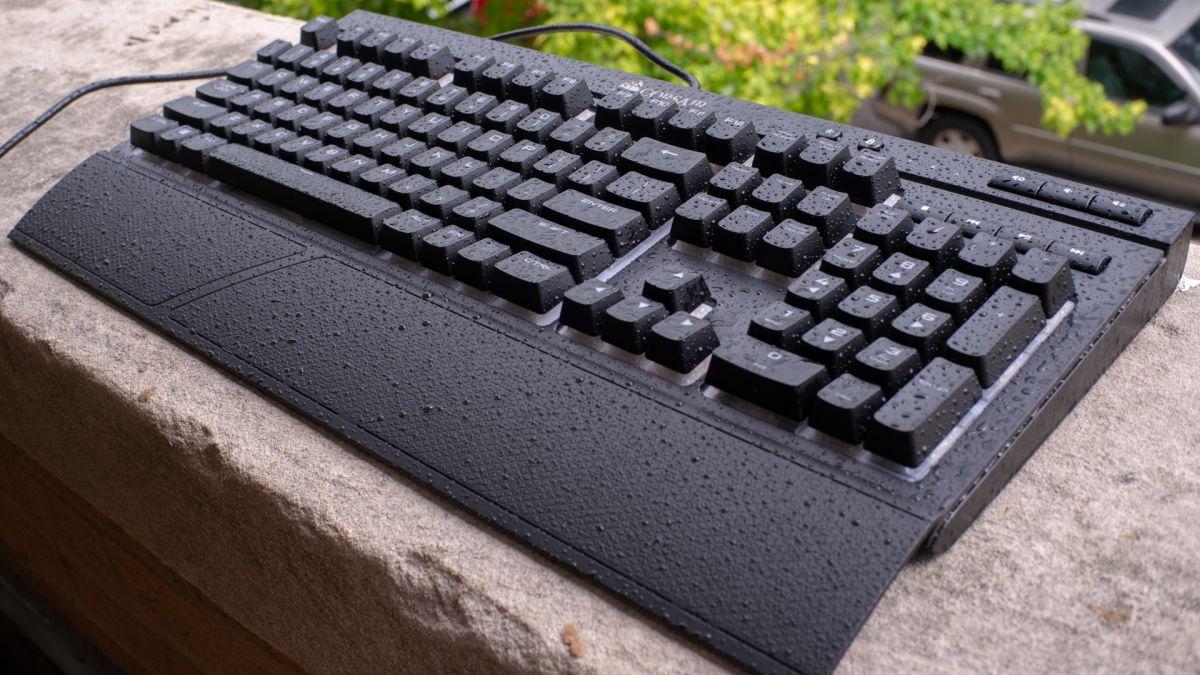 Corsair K68 RGB review | TechRadar
