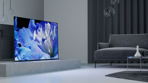 Sony A8f Oled Tv Review Techradar