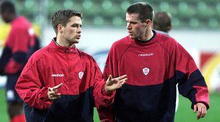 Jamie Carragher, Michael Owen