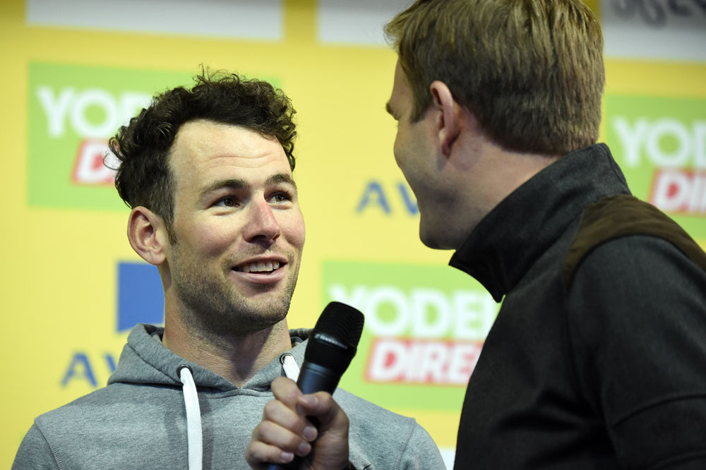Mark Cavendish And New Team Mates Must 39 Work Together Or