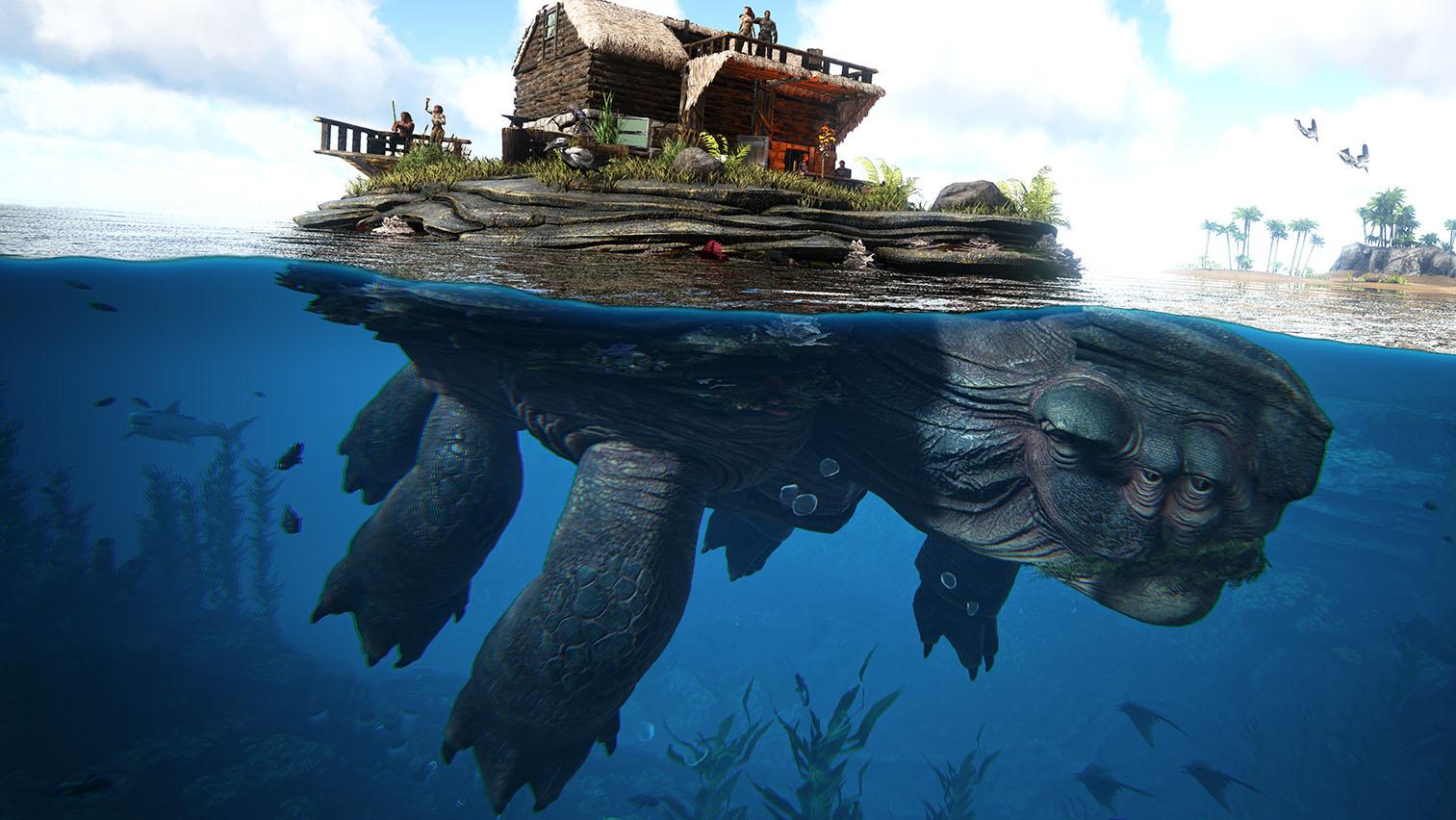 Ark destroy all dinos