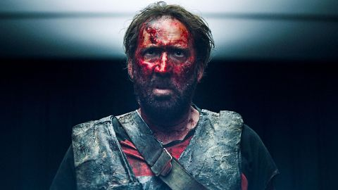 An image of Nic Cage in Mandy