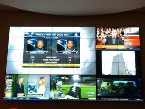Boston Restaurant Installs Indoor Video Wall
