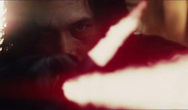 Kylo Ren the force awakens