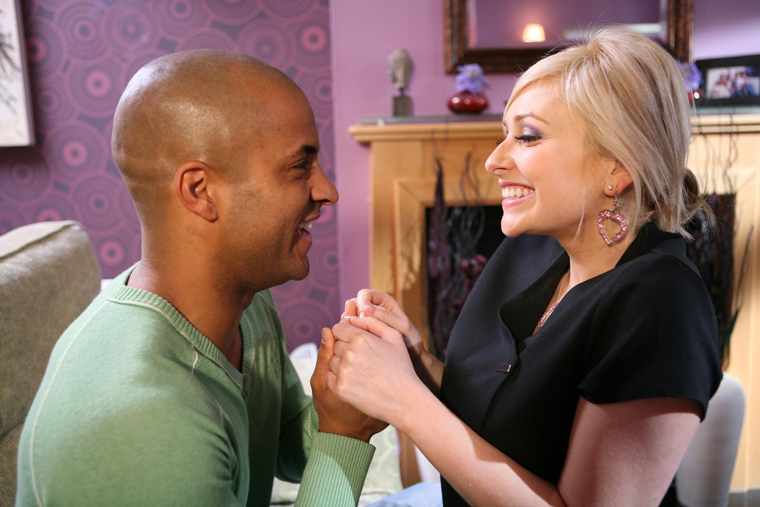 Carmel has a proposal for Calvin