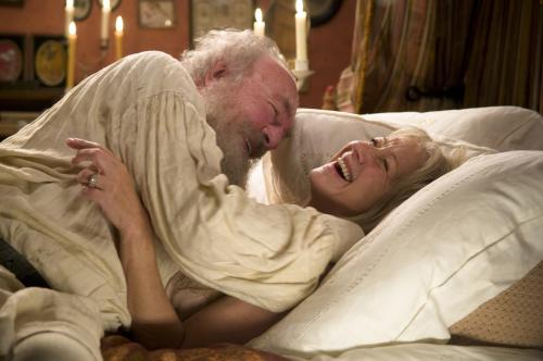The Last Station - Christopher Plummer as Leo Tolstoy and Helen Mirren as Sofya Tostoy