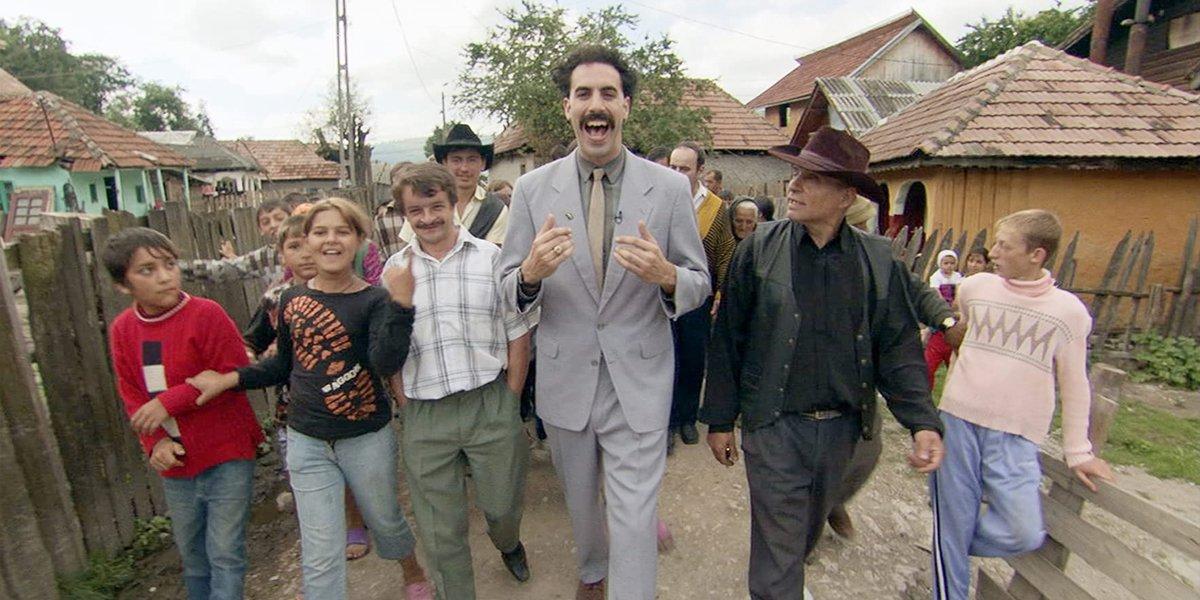 Borat in Kazakhstan
