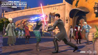 Sims 4 Star Wars cheats