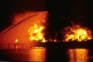 SOS! Major Oil Disasters at Sea
