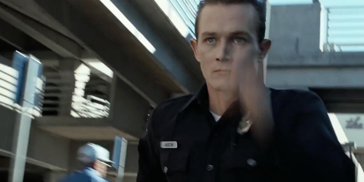 Robert Patrick in Terminator 2: Judgment Day