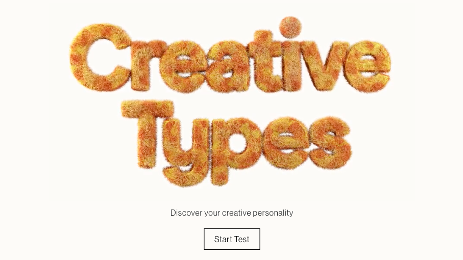 The Creative Types Quiz: What's your creative style?
