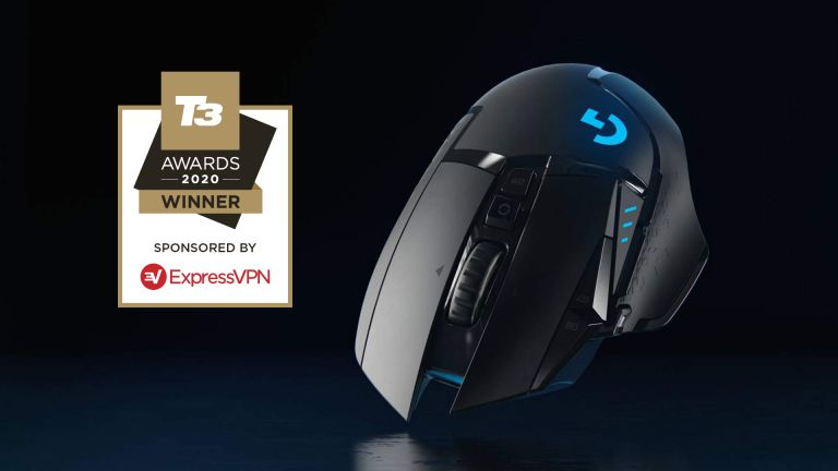 Logitech G502 Lightspeed T3 Awards 2020 Best Gaming Mouse
