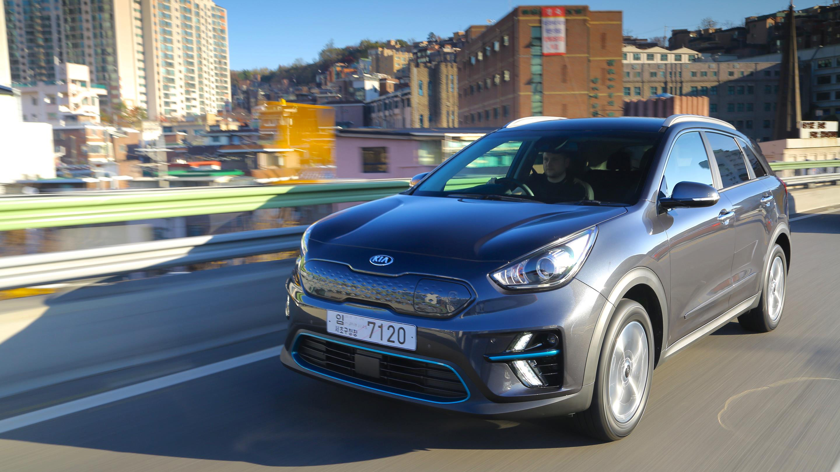 The Kia E Niro Aims To Take You Further On One Battery Charge Triple Wiring Suggestions Australian Land Rover Owners Techradar