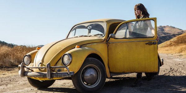 Hailee Steinfeld as Charlie in Bumblebee
