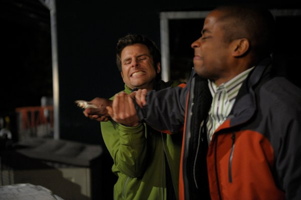 TV Review - Psych - Six Feet Under The Sea #4936