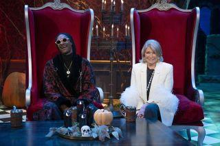 Snoop and Martha's Very Tasty Halloween on Peacock