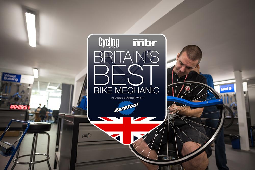 Britain's Best Bike Mechanic winner