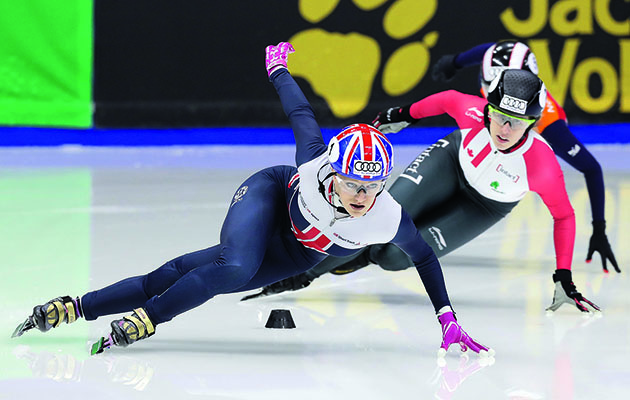 The pace hots up as the PyeongChang Winter Olympics hits its second week.