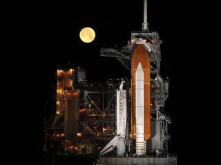 Space Shuttle Discovery to Launch Tonight