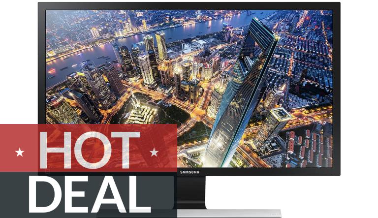 SAMSUNG U28E590D 4K monitor deals