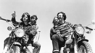 Press shot of Creedence Clearwater Revival