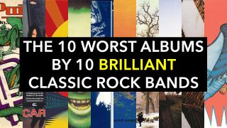 The 10 worst albums by 10 brilliant bands