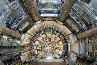 The ATLAS experiment, LHC