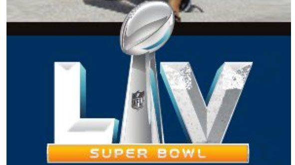 New Super Bowl Lv Logo Leaked And It S Not Good Creative Bloq