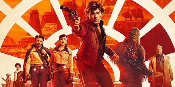 Solo: A Star Wars Story cast poster