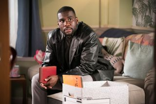 Isaac pushes for information on Paul in EastEnders