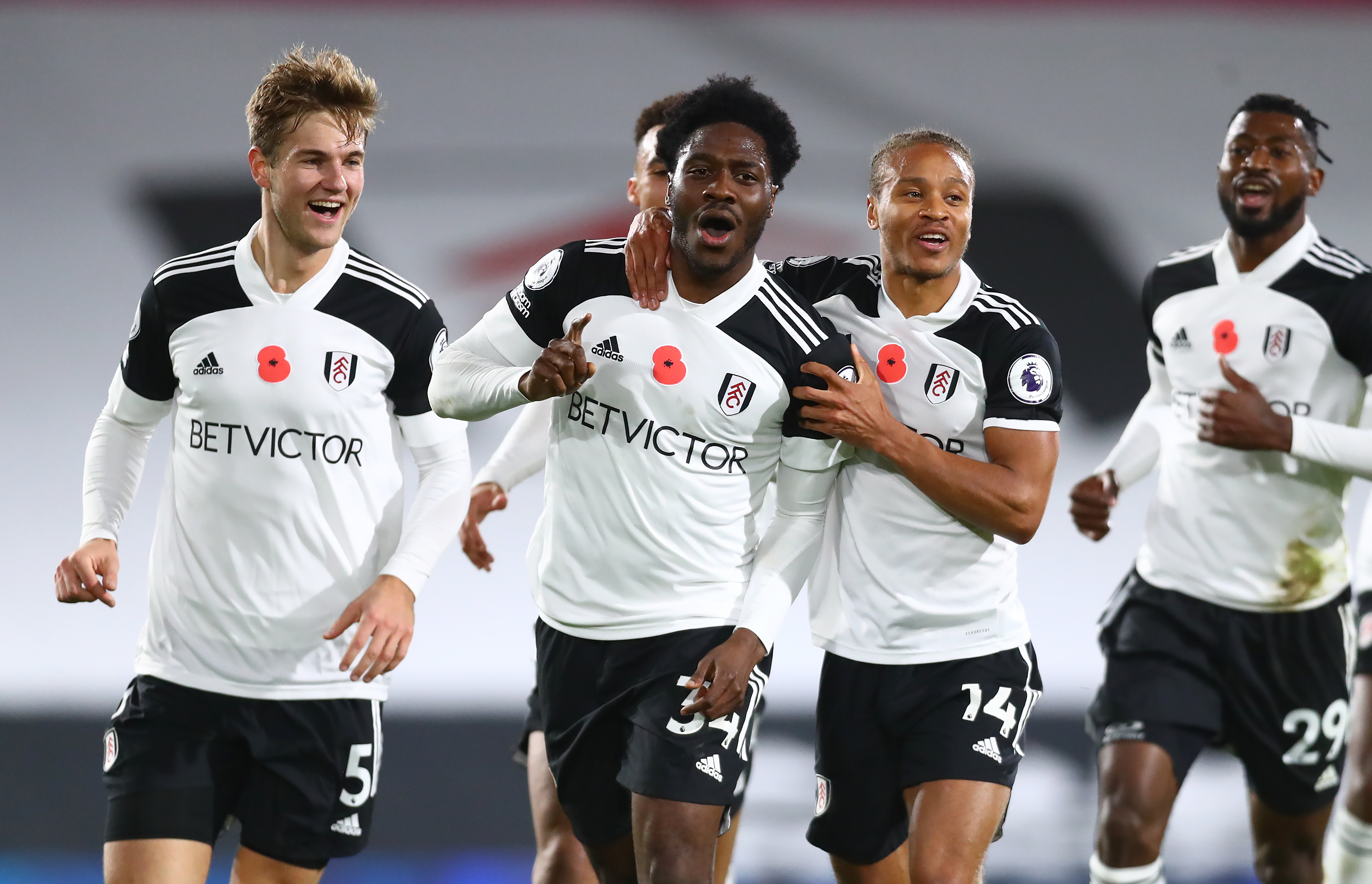 Fulham end wait for a win by beating fellow strugglers West Brom |  FourFourTwo