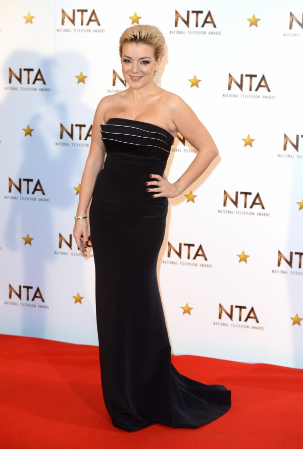 Sheridan Smith (Doug Peters/ Empics)