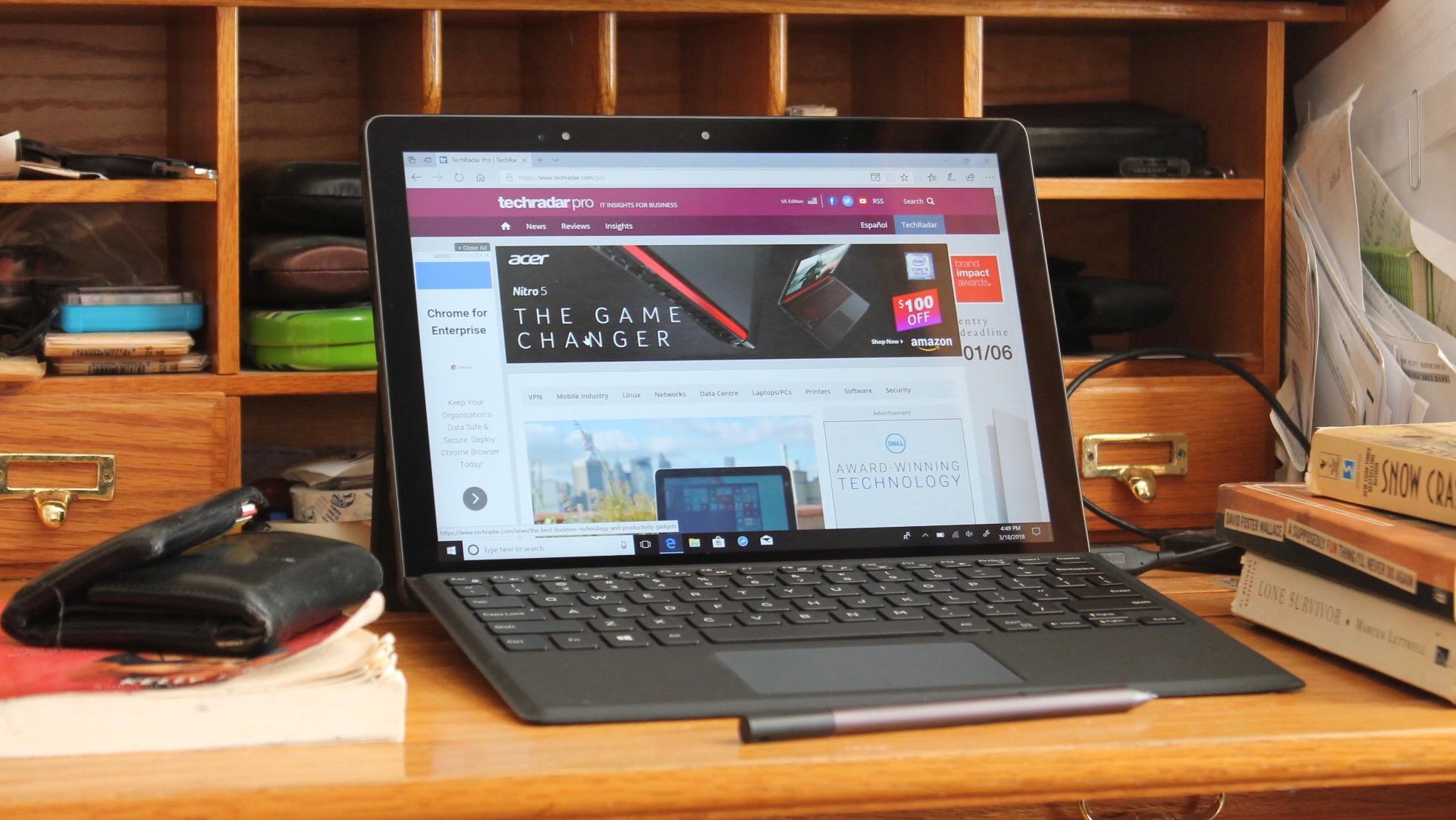 Dell Latitude 5290 2-in-1 review: Page 2   TechRadar