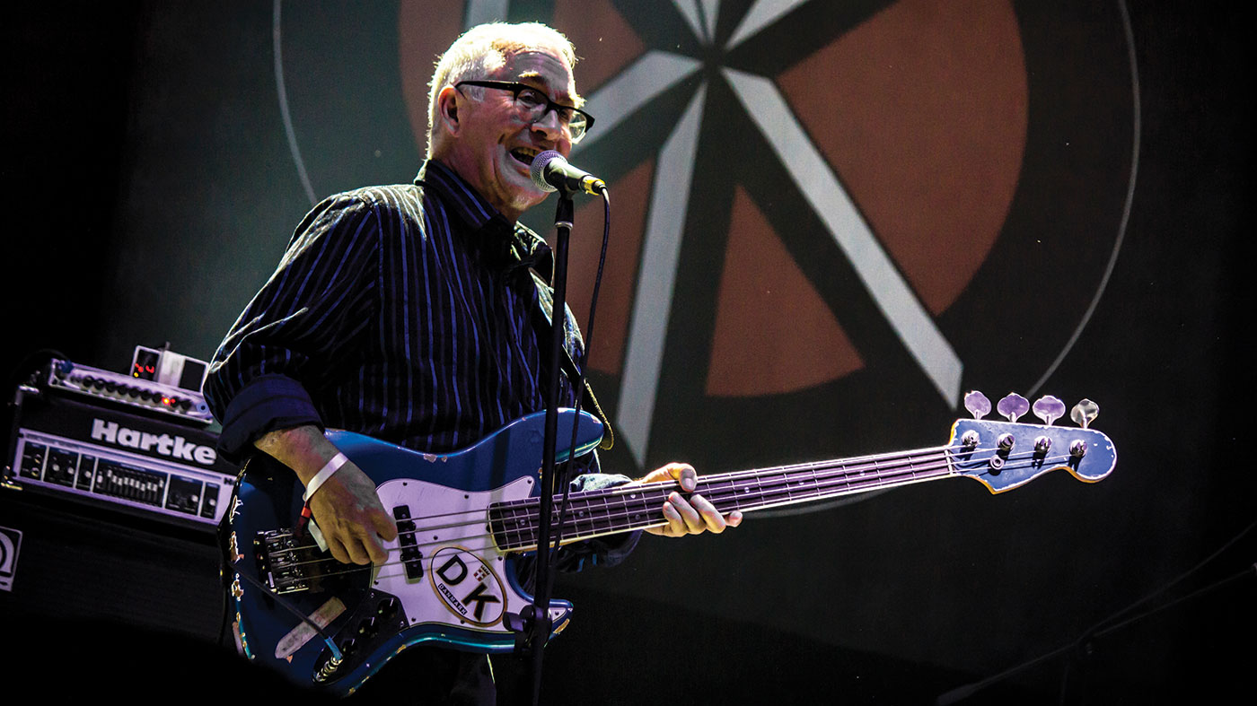 """Dead Kennedys bassist Klaus Flouride: """"If you want to make the stuff"""