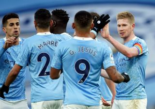 Manchester City v Fulham – Premier League – Etihad Stadium