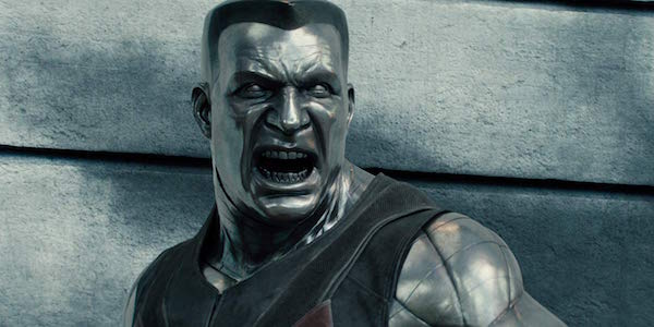 Colossus in Deadpool 2