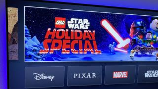 Lego Star Wars Holiday Special on Disney Plus