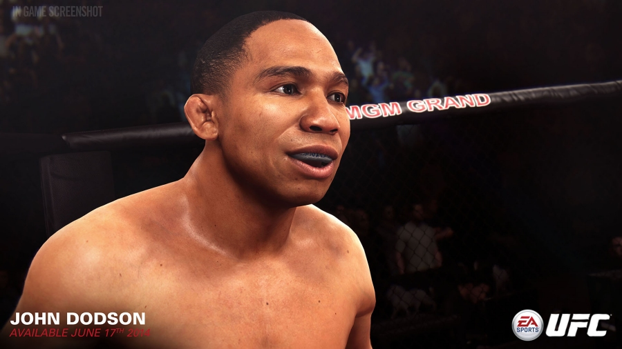 EA Sports UFC Screenshots Keep The Hype Going For PS4, Xbox One #31505