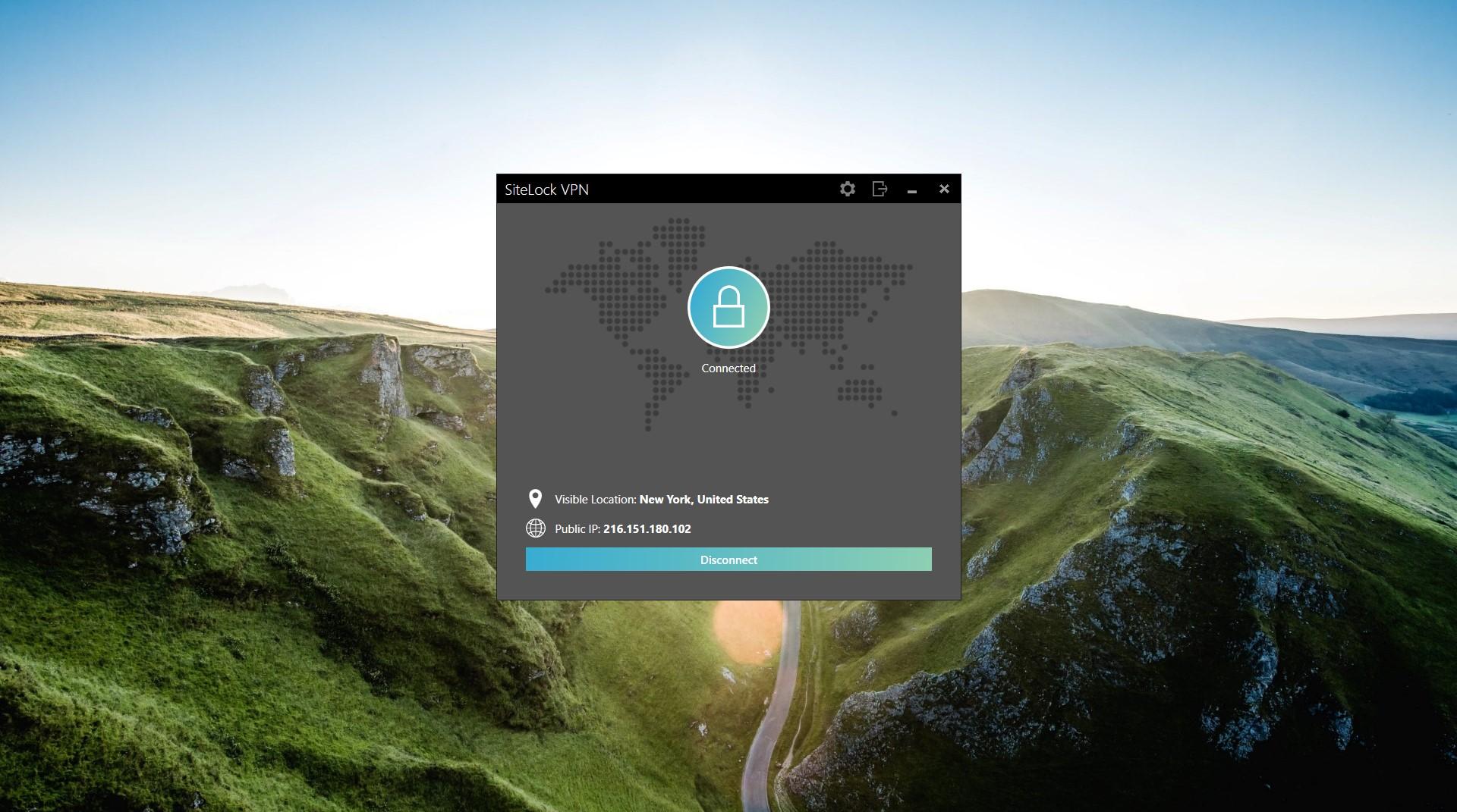 SiteLock VPN