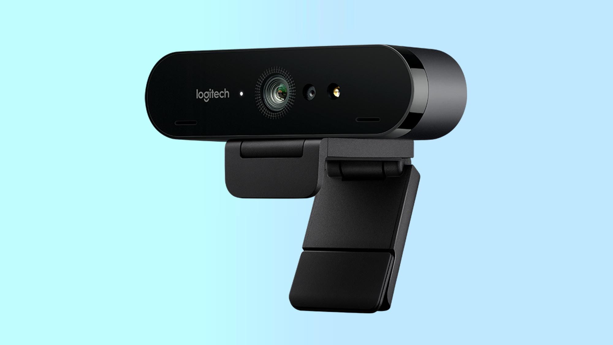 Best webcams: Logitech Brio