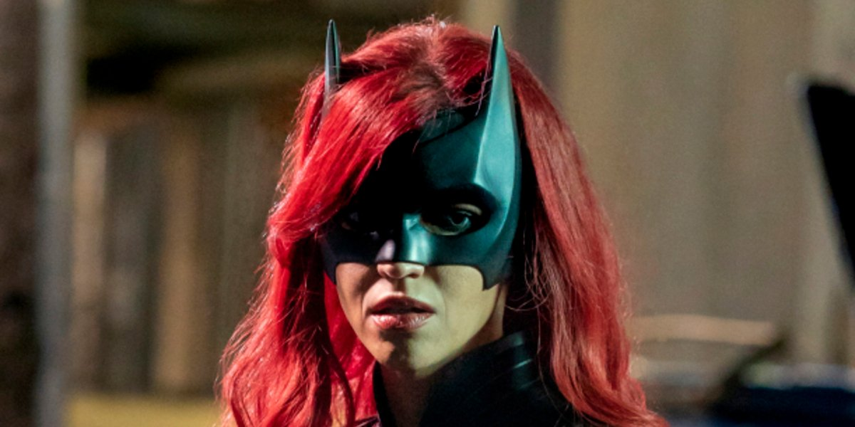 Batwoman Star Ruby Rose Is Leaving The Arrowverse After One Season
