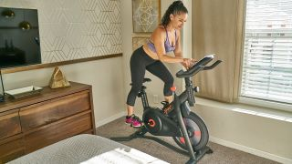 It's Echelon vs Marcy in this Prime Day cheap exercise bike deals dust-up