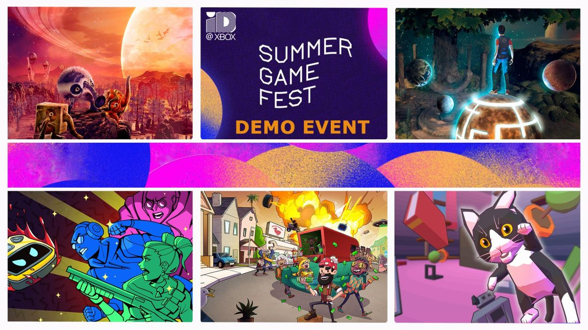 Over 40 free Xbox game demos are available to play right now