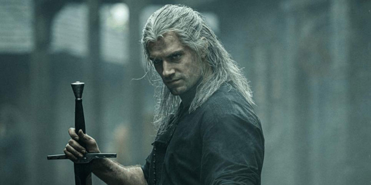 Geralt in Netflix The Witcher Season 1 trailer