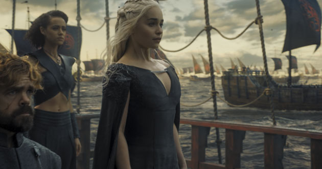 Game of Thrones season 6 finale Daenerys Targaryen Emilia Clark