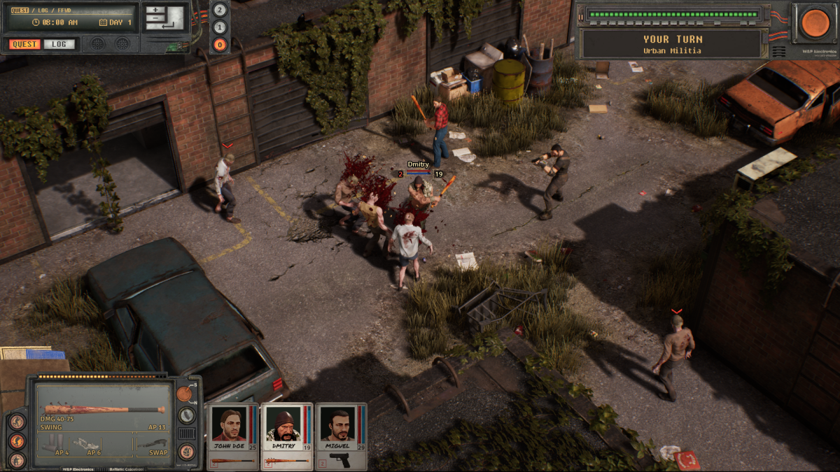 fjqEbntmehN3NrQXCMqGdM 1200 80 Urban Strife sounds like Jagged Alliance 2, but it's infested with zombies null