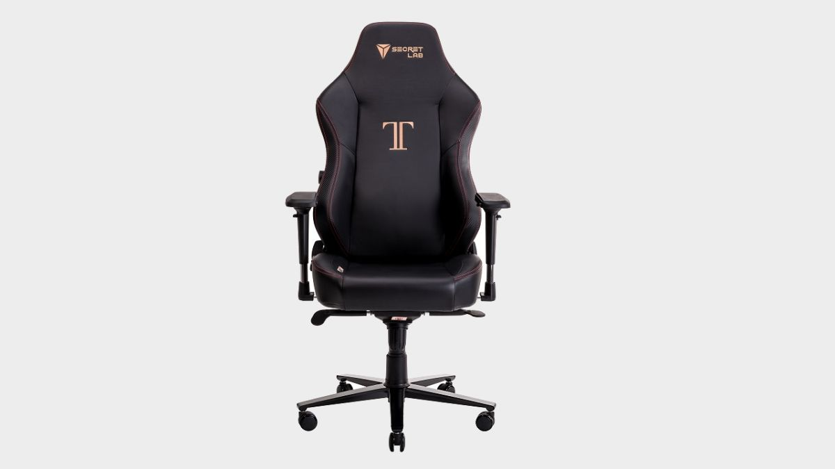 Secretlab's excellent Titan Stealth gaming chair is on deep discount for Father's Day